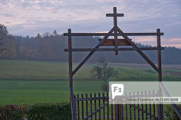 Österreich  Wieselburg  Soldatenfriedhof