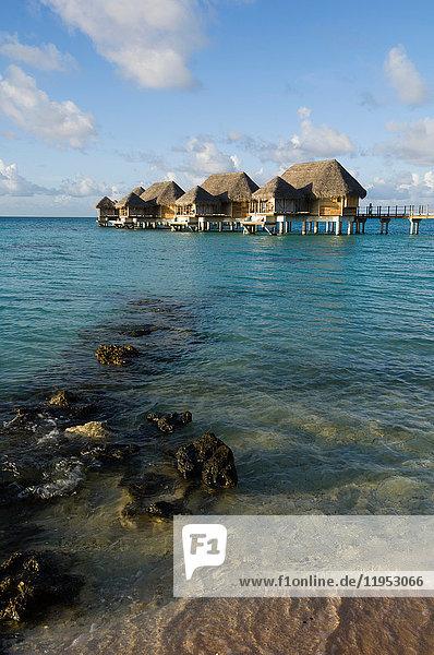 Pearl Beach Resort  Tikehau  Tuamotu-Archipel  Französisch-Polynesien