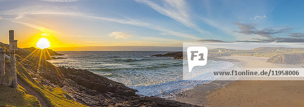 Clachtoll Beach  Clachtoll. Sutherland  Highlands  Scotland  United Kingdom  Europe