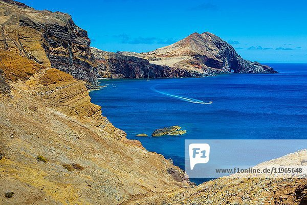 Punta de San Lorenzo. Madeira  Portugal  Europe.