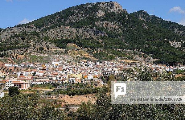 Orcera. Sierra de Cazorla  Segura y Las Villas Natural Park  Jaen province  Andalucia  Spain.