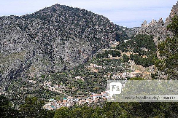 Tiscar  Quesada municipality. Sierra de Cazorla  Jaen  Andalucia  Spain.