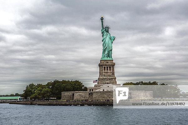 Freiheitsstatue  New York City  New York  USA