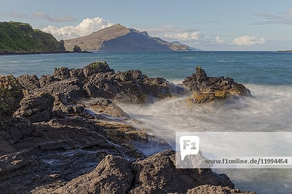 Isle of Skye  Ben Tianavaig  Scotland  United Kingdom.