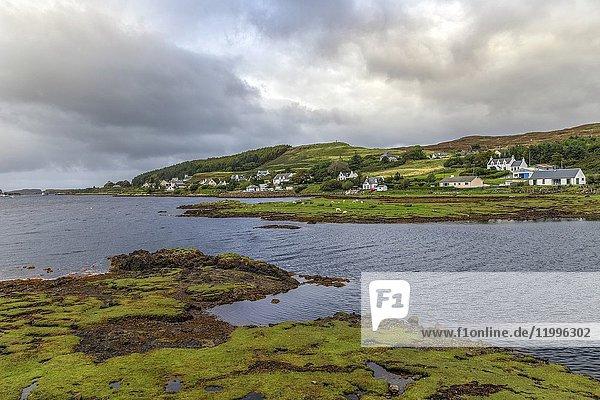 Dunvegan  Isle of Skye  Scotland  United Kingdom.