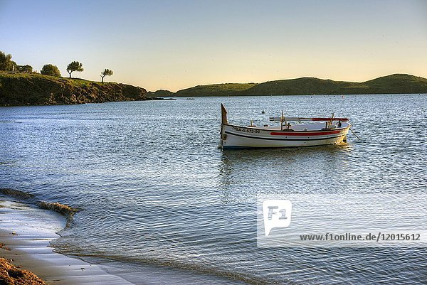 Europe Espagne Catalogne Costa Brava Cadaques The creek of Portlligat  is one of the most beautiful creeks of Costa Brava.