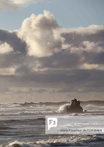Rauhe See  Sturm  Tasmanien