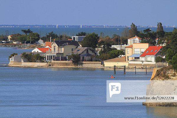 France  Charente Maritime. Fouras.