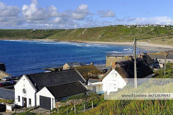 Sennen Cove  Sennen  Cornwall  England  Großbritannien  Europa