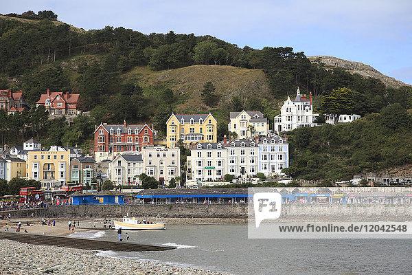 Llandudno  Conwy County  North Wales  Wales  United Kingdom  Europe
