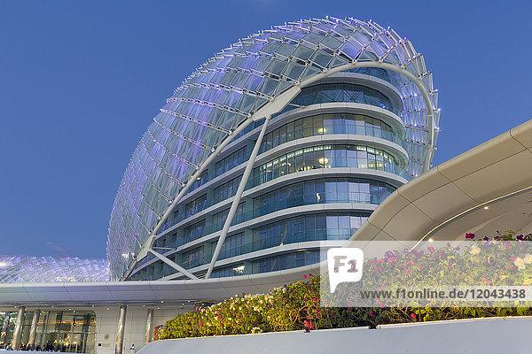 Yas Marina Hotel  Yas Island  Abu Dhabi  United Arab Emirates  Middle East