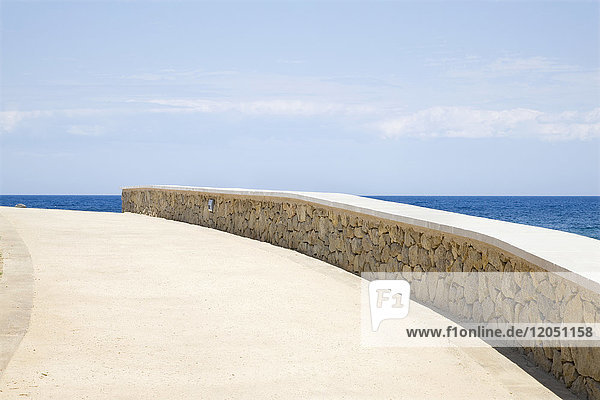 Lookout Point by Sea  Mallorca  Spain