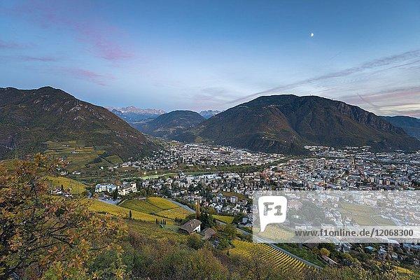 Bolzano/Bozen  province of Bolzano  South Tyrol  Italy.