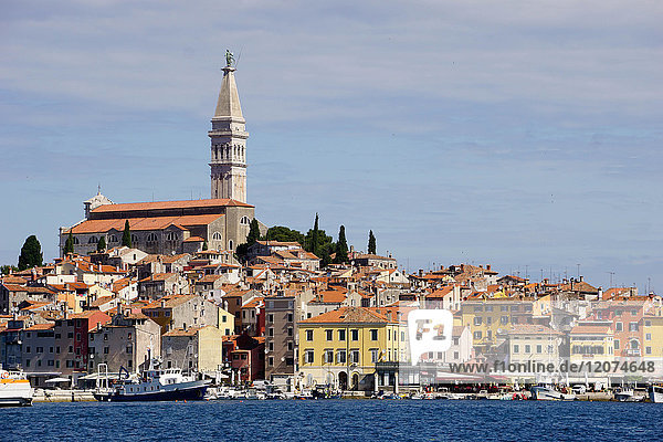 Rovinj  Istra Peninsula  Croatia  Europe