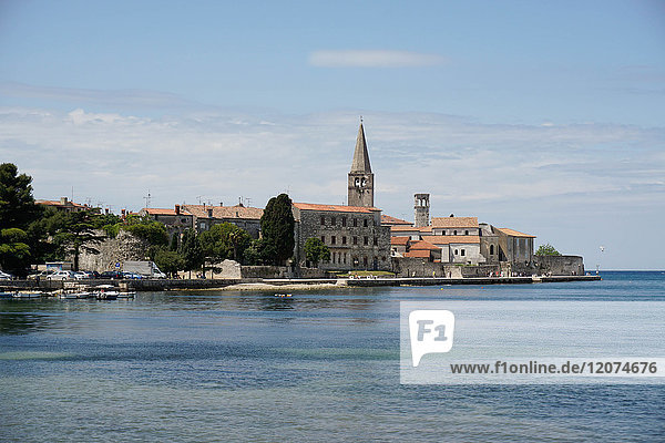 Porec  Istra Peninsula  Croatia  Europe