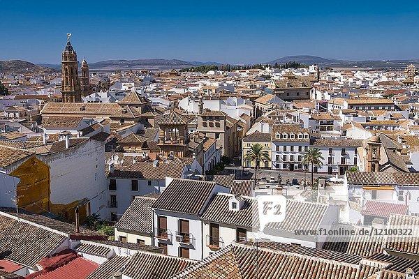Spain  Andalusia  Malaga Province  Antequera