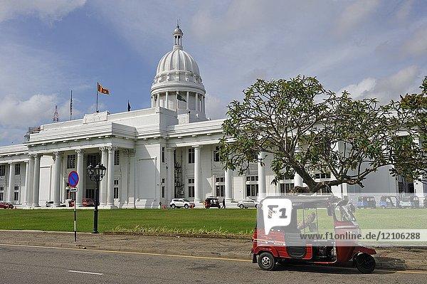 Colombo Municipal Council.  Colombo  Sri Lanka  Indian subcontinent  South Asia.