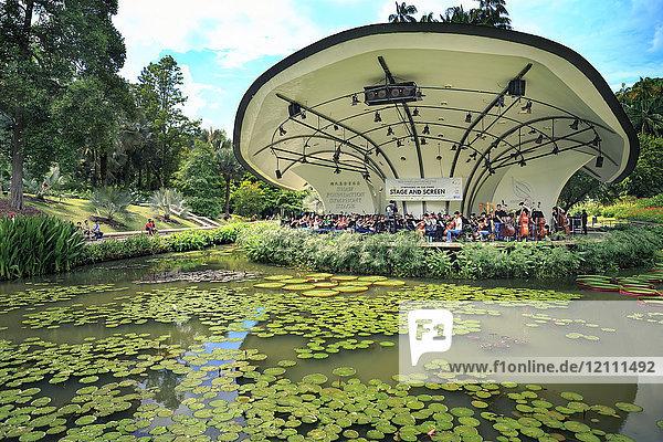 Singapore  Singapore Botanic Gardens
