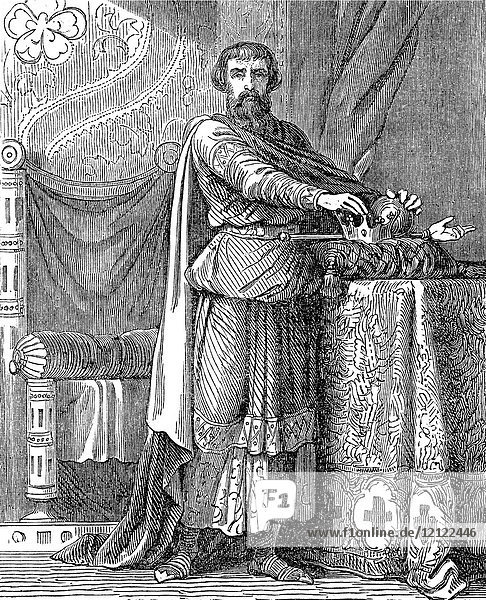 Hugh Capet  Hugo Capet  Hugues Capet  c. 941-996  the first King of the Franks of the House of Capet.