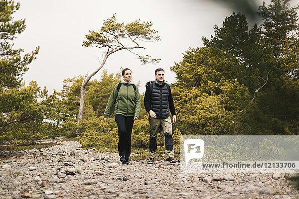 Paarwanderungen in Sodermanland  Schweden