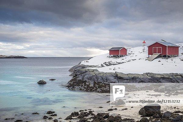 A I Lofoten  Lofoten Islands  Norway.