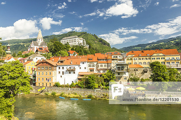 Österreich  Steiermark  Murau