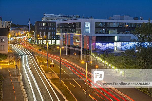 Deutschland  Baden-Württemberg  Konstanz  Bodenseeforum und Nachtverkehr