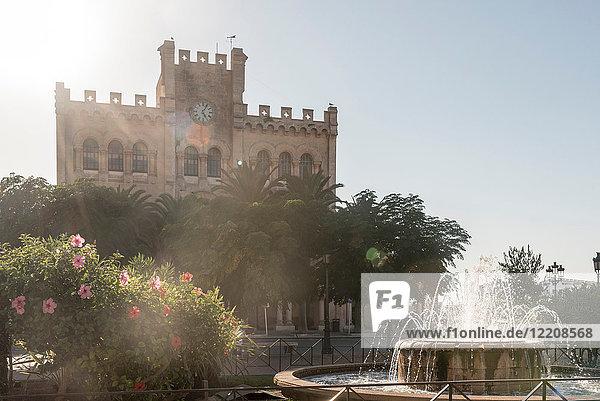 Ciutadella de Menorca  Menorca  Balearen  Spanien  Europa