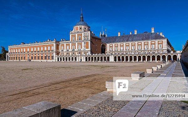 Palacio Real de Aranjuez. Madrid province  Spain.