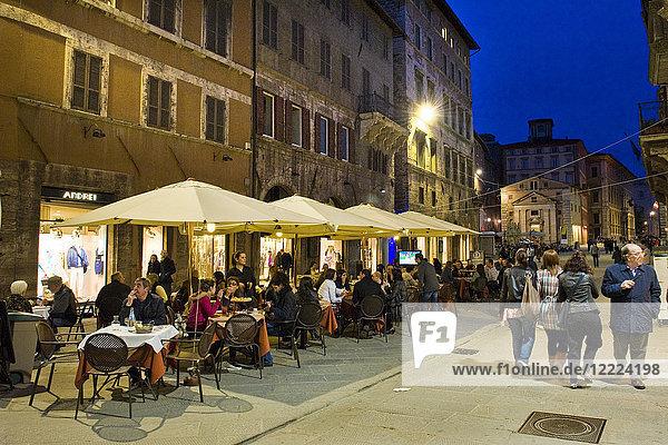 Perugia  Umbria  Italy