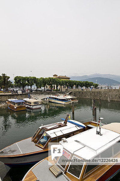 Marina  Stresa  Piedmont  Italy