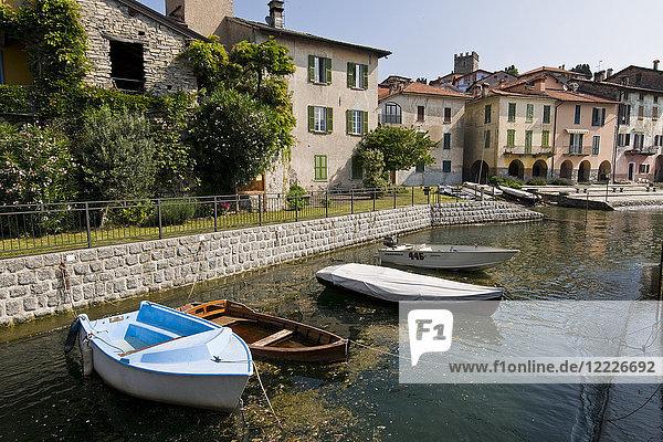 Rezzonico  Como lake  Lombardy  Italy