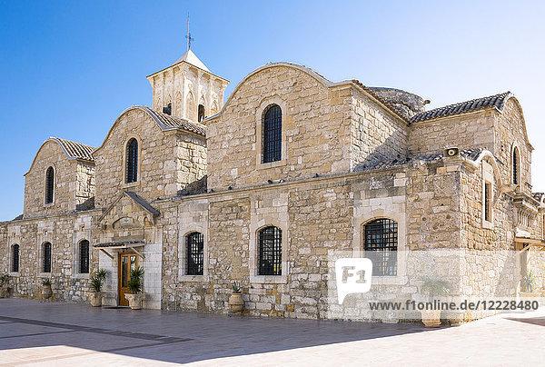Greece  Cyprus  Larnaka  the St. Lazarus church