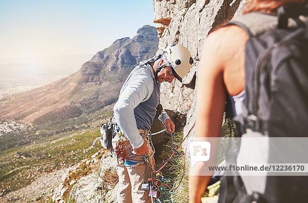 Bergsteigerprüfgeräte für Männer