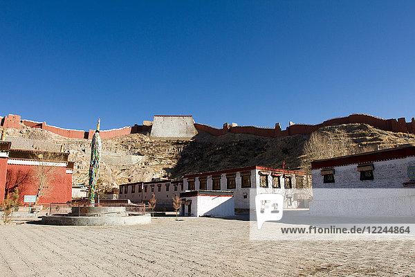 Palkhor Monastery  Gyantse  Tibet  China  Asia