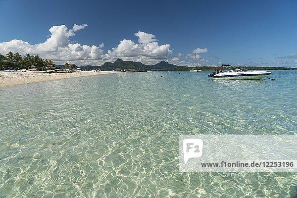Pointe d'Esny Beach  Mahebourg  Grand Port  Mauritius  Africa