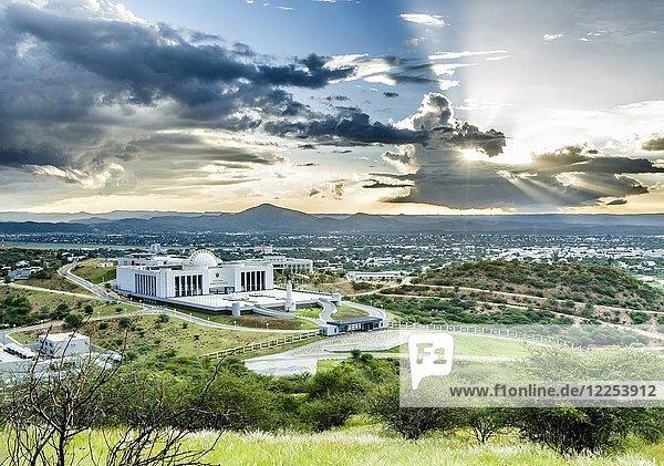State House  Präsidentenpalast  Windhoek  Region Khomas  Namibia  Afrika