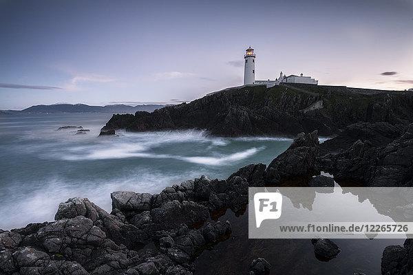Irland  Donegal  Fanad Head Leuchtturm