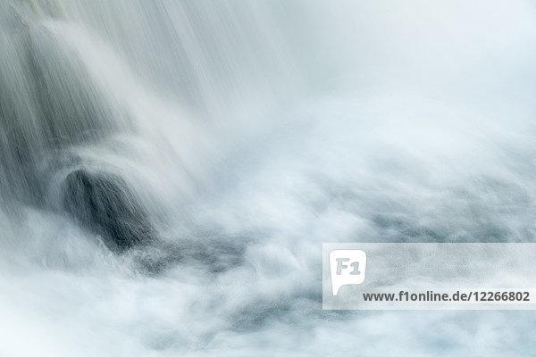 Schweiz  Schaffhausen  Rheinfall  Wasserfall