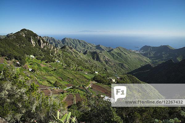 Spanien  Kanarische Inseln  Teneriffa  Anaga Gebirge