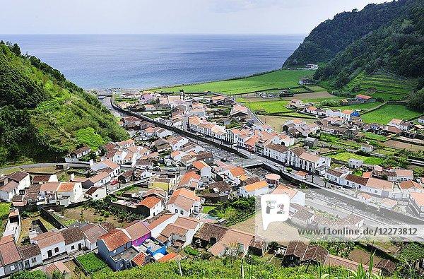Faial da Terra. São Miguel  Azores islands. Portugal.