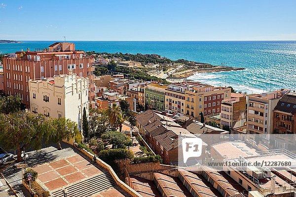 Tarragona City  Catalonia  Spain  Europe
