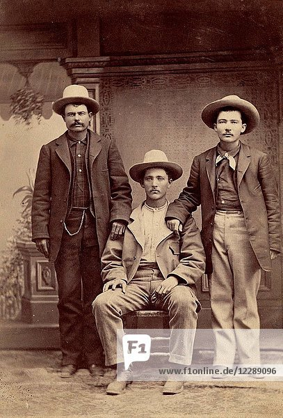 John Slaughter's Tombstone  Arizona Territory Cowboys
