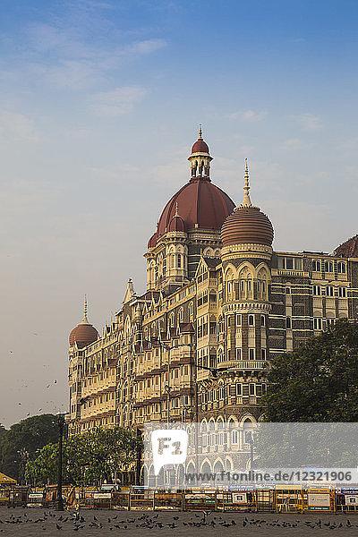 Taj Mahal Palace Hotel  Mumbai  Maharashtra  India  Asia