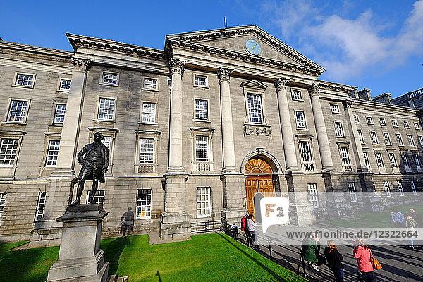 Trinity College  Dublin  Republic of Ireland  Europe