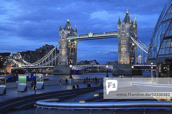 UK  England  London  Tower Bridge