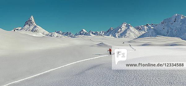 Greenland  Schweizerland Alps  Kulusuk  Tasiilaq  ski tourers