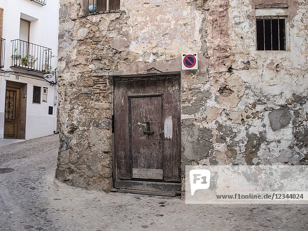 Old part of Onda  Castellón Province  Valencian Community  Spain