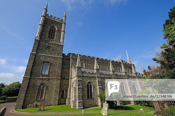 Down Cathedral  Downpatrick  Northern Ireland