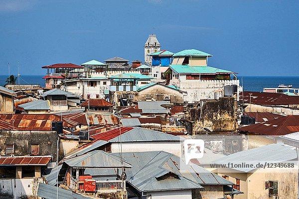 Tanzania  Zanzibar island  Unguja  Stone Town  unesco world heritage.